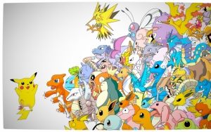 Покемоны