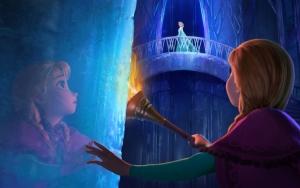 Эльза и Анна Холодное сердце