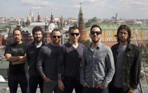 Linkin Park в Москве