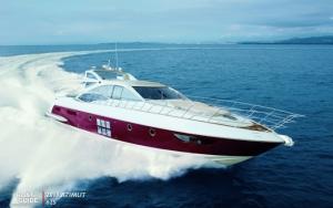 Скоростная яхта