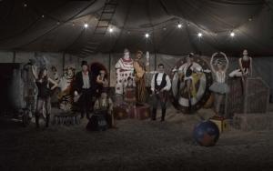 Американская семейка цирк промо