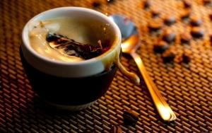 Кофе с пеной
