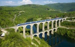 Арочный железнодорожный мост