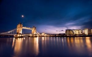 Тауэр бридж в Лондоне