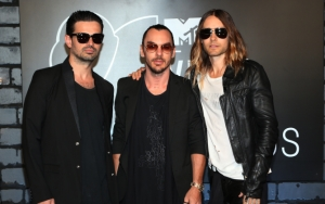 30 seconds to Mars на MTV