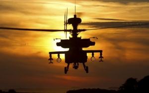 Вертолет Апач