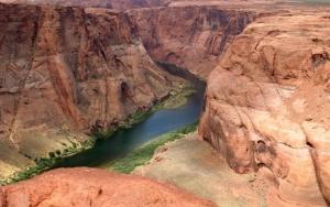 Огромный каньон
