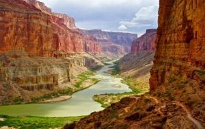 Живописный каньон