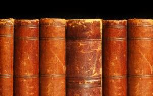 Корешки книги