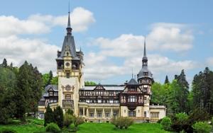Замок в Румынии