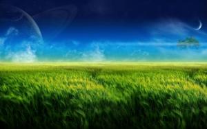 Волшебный пейзаж