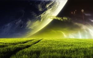 Фэнтези планета
