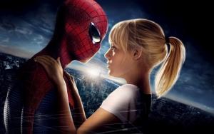 Человек-паук и Гвен Стейси