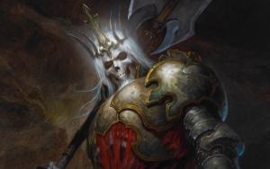 Король скелет Diablo 3
