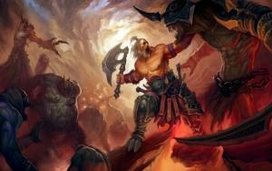 Diablo III битва
