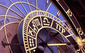 Знаки зодиака часы