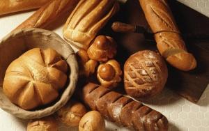 Хлеб и батоны