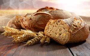 Красивый хлеб