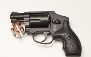 Маленький револьвер