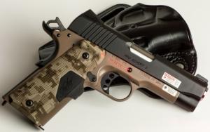 Военный пистолет