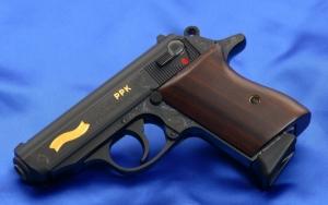 Дамский пистолет