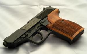 Пистолет Walther