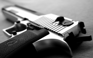 Пистолет Пустынный орел