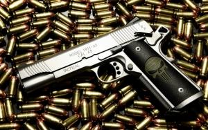 Стильный пистолет