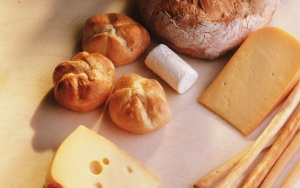 Булочки и сыр