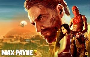 Персонажи Max Payne 3