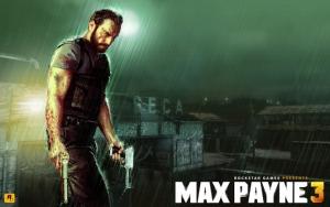 Max Payne под дождем
