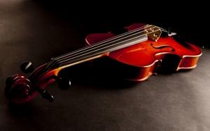 Музыкальный инструмент скрипка