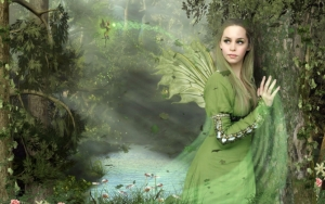 Настоящая фея
