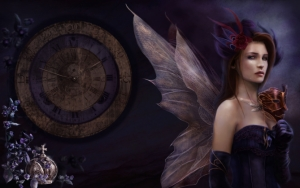 Темная фея
