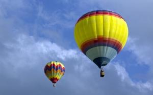 Два воздушных шара