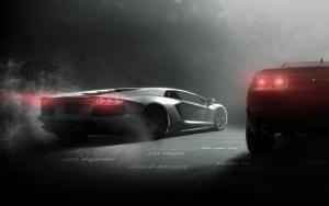 The Crew Lamborghini