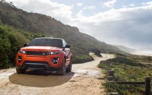 Внедорожник Range Rover Evoque