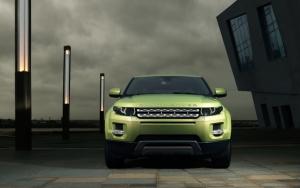 Стильный Range Rover Evoque