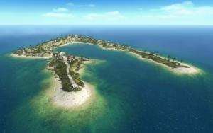 Остров 3D