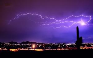 Горизонтальная молния
