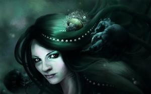Темная русалка