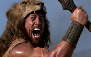 Геракл с мордой льва