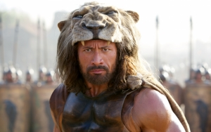 Геракл в шлеме из головы льва