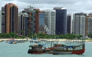 Форталеза Бразилия деловой район