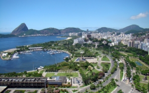 Марина да Глория в Рио