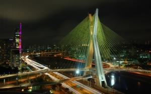 Мост в Сан-Паулу