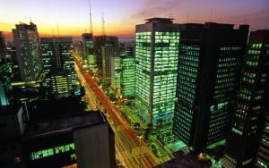Современный район Сан-Паулу