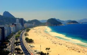 Копакабана в Рио-де-Жанейро