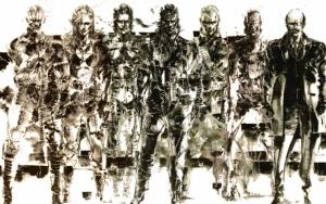 Metal Gear Solid персонажи