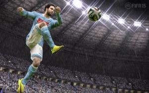 Прием мяча в FIFA 15